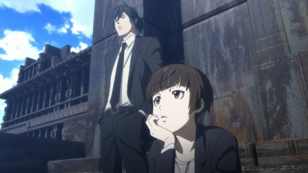 psycho-pass the movie filme akane tsunemori shinya kougami review analise comentarios