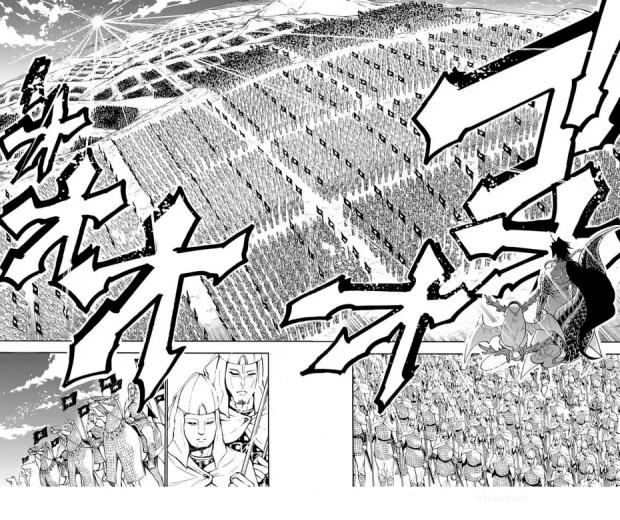 magi sinbad no bouken as aventuras de sinbad capitulo 156 manga review analise comentarios