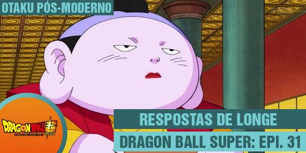 dragon ball super episodio 31 anime dublado cartoon network review analise comentarios goku vegeta piccolo majin buu bulma jaco